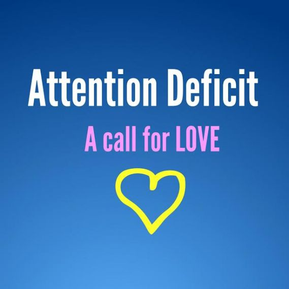 Attention Deficit (All Call for Love)