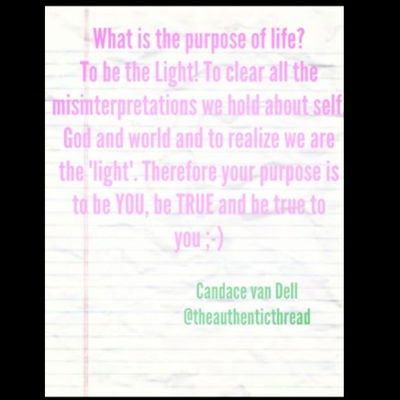 Purpose of Your Life! (Part 1)