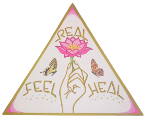real-feel-heal-triangle