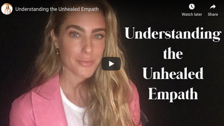 Understanding the Unhealed Empath