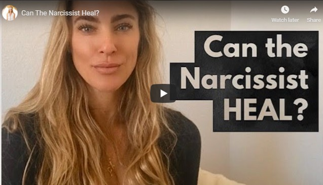 Can The Narcissist Heal?