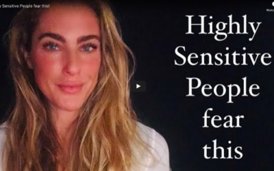 Highly Sensitive People Fear This